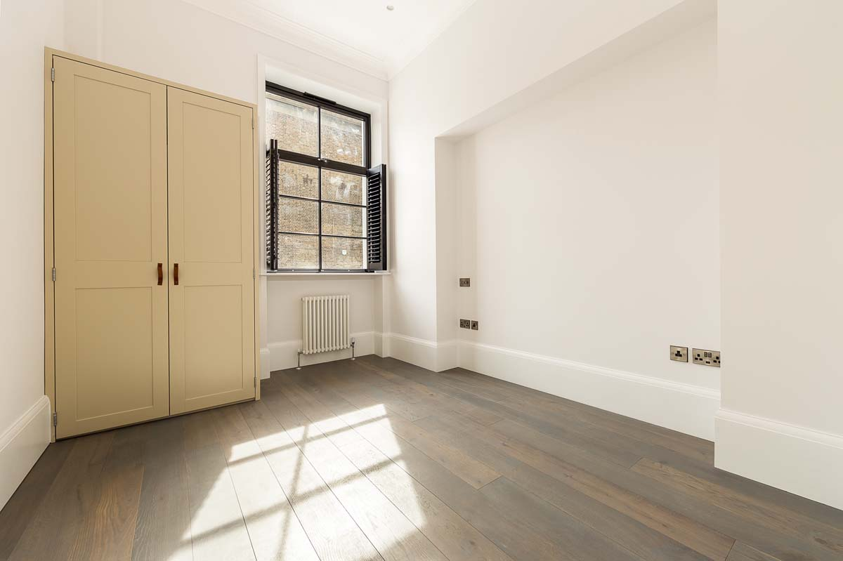 Atlas Mansions Flat 1 - bed